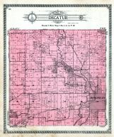 Decatur Township, Green County 1918